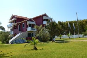 Villa Ioli, Affittacamere  Città di Lefkada - big - 1
