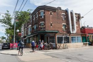 Applewood Suites - Bathurst & College, Apartmány  Toronto - big - 25