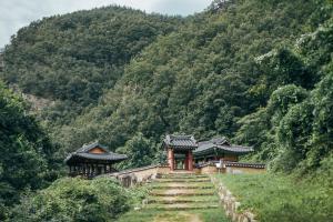 Nongamjongtaek, Penziony  Andong - big - 28