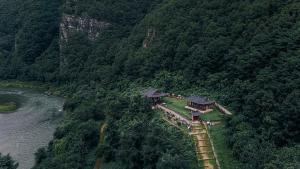 Nongamjongtaek, Penzióny  Andong - big - 36