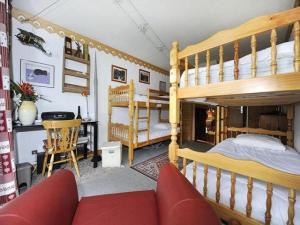Apartment Danchet, Appartamenti  Les Menuires - big - 5