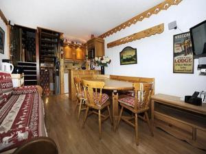 Apartment Danchet, Appartamenti  Les Menuires - big - 7
