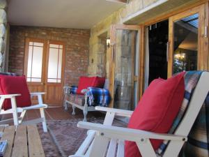 The Clarens Country House, Apartmány  Clarens - big - 16
