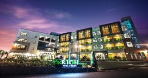 Rich Hotel, Отели  Чеджу - big - 1