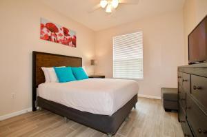 Three Bedroom Apartament- C10 Condo, Ferienwohnungen  Orlando - big - 4