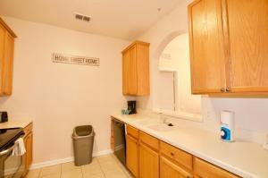 Three Bedroom Apartament- C10 Condo, Ferienwohnungen  Orlando - big - 16