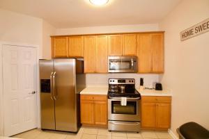 Three Bedroom Apartament- C10 Condo, Ferienwohnungen  Orlando - big - 15