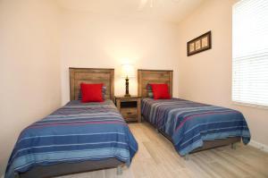 Three Bedroom Apartament- C10 Condo, Ferienwohnungen  Orlando - big - 8