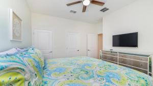 Champions Gate Resort Gold - G29 Town House, Apartments  Davenport - big - 27