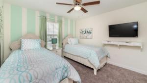 Champions Gate Resort Gold - G29 Town House, Apartments  Davenport - big - 25