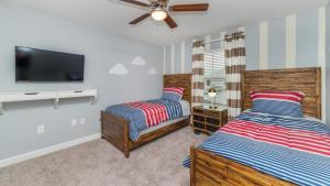 Champions Gate Resort Gold - G29 Town House, Apartments  Davenport - big - 23