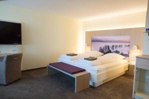 Hotel Gierer, Szállodák  Wasserburg - big - 4