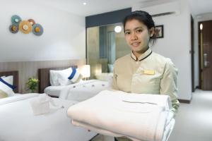 Feliz Urban Hotel, Szállodák  Phnompen - big - 39