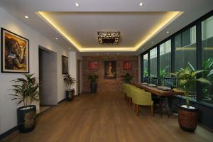 Feliz Urban Hotel, Szállodák  Phnompen - big - 41
