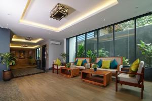 Feliz Urban Hotel, Szállodák  Phnompen - big - 40