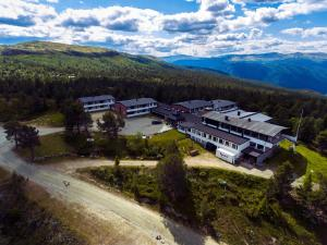 Rondeslottet Høyfjellshotell