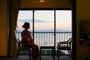 Shodoshima Seaside Hotel Matsukaze, Ryokany  Tonosho - big - 1