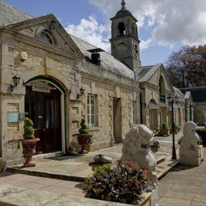 Normanton Park Hotel, Hotels  Oakham - big - 64