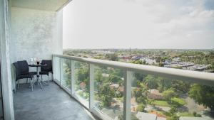 River Lux Tower By Nomad Guru, Ferienwohnungen  Miami - big - 2