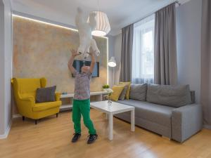 Apartament Aurora, Appartamenti  Cracovia - big - 228