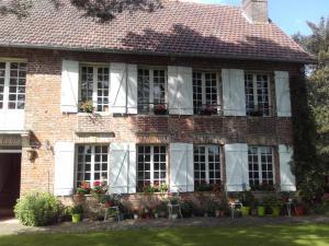 Chambres d'hôtes Manoir du Buquet, Bed & Breakfast  Honfleur - big - 38