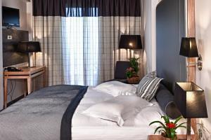 Olympus Thea Hotel, Отели  Платамонас - big - 7
