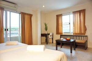 Chaofa West Suites, Apartmány  Chalong  - big - 7