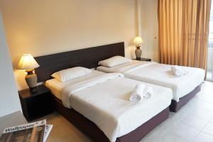 Chaofa West Suites, Apartmány  Chalong  - big - 8