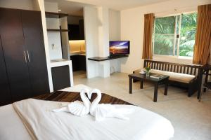 Chaofa West Suites, Apartmány  Chalong  - big - 14