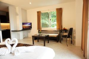 Chaofa West Suites, Apartmány  Chalong  - big - 15