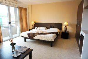 Chaofa West Suites, Apartmány  Chalong  - big - 18
