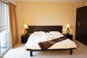 Chaofa West Suites, Apartmány  Chalong  - big - 19