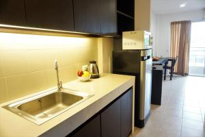 Chaofa West Suites, Apartmány  Chalong  - big - 21
