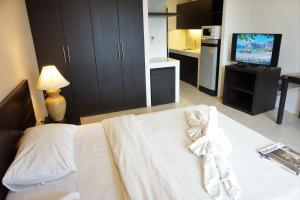 Chaofa West Suites, Apartmány  Chalong  - big - 25