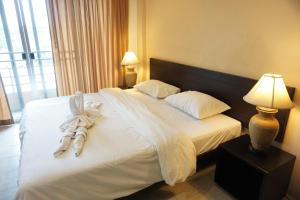 Chaofa West Suites, Apartmány  Chalong  - big - 26
