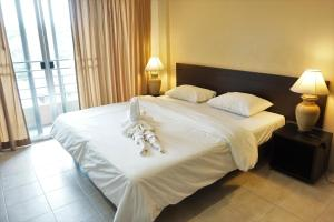 Chaofa West Suites, Apartmány  Chalong  - big - 28