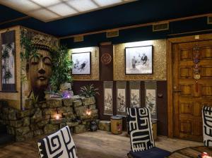 Prestige Hotel, Hotel  Krasnodar - big - 51