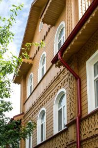 Podvorye, Gasthäuser  Tikhvin - big - 36