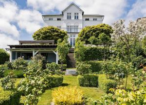 Villa Martha _Ferien_Appartements, Ferienwohnungen  Sassnitz - big - 37