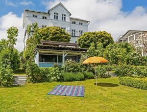 Villa Martha _Ferien_Appartements, Ferienwohnungen  Sassnitz - big - 36