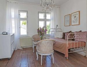 Villa Martha _Ferien_Appartements, Ferienwohnungen  Sassnitz - big - 8