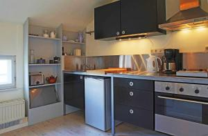Villa Martha _Ferien_Appartements, Ferienwohnungen  Sassnitz - big - 12