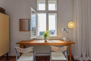 Villa Martha _Ferien_Appartements, Ferienwohnungen  Sassnitz - big - 16