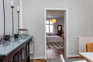 Villa Martha _Ferien_Appartements, Ferienwohnungen  Sassnitz - big - 20