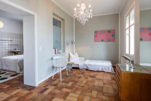 Villa Martha _Ferien_Appartements, Ferienwohnungen  Sassnitz - big - 23