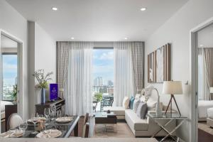 The Pillars Executive Two-bedroom Residences