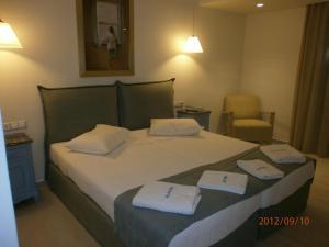 Alkyoni Beach Hotel, Hotely  Naxos Chora - big - 35