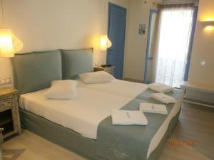 Alkyoni Beach Hotel, Hotely  Naxos Chora - big - 33