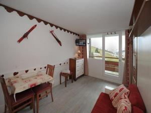Apartment Les charmettes, Appartamenti  Les Menuires - big - 2