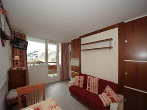 Apartment Les charmettes, Appartamenti  Les Menuires - big - 3